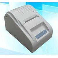 2'' 58mm usb/parallel port mini thermal receipt printer pos printer , White color thumbnail image
