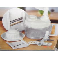 Electric Multi-function White Food Processor 657 thumbnail image