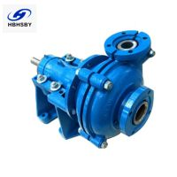 High Quality Resisting Abrasive Heavy Duty Slurry Pump