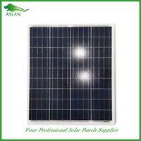 poly-crystalline solar cells 75w