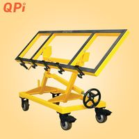 Kitchen Processing Table / Quan Phong Slab Table / Stone Table / Processing Table