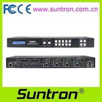 Suntron HD44HBT100 / HD88HBT100 HDMI Switcher (HDBaseT to 100m) thumbnail image