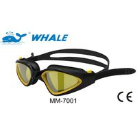 High quality professional anti-fog swimming goggles