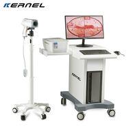 CE FDA approved KERNEL KN2200 digital video colposcope for cervix vagina examination