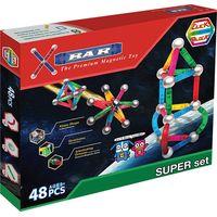 X-BAR SUPER Educational magnetic block toy