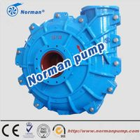 good performance centrifugal slurry pump