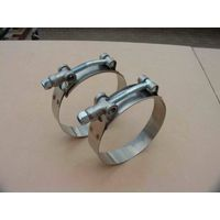 T-BOLT BAND CLAMPS