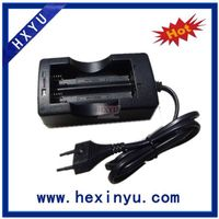 4.2V 18650 18700 Lithium batteries charger and car charger(one slot) thumbnail image