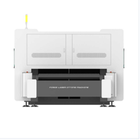 12KW high power enclosed door fiber laser cutting machine for metal