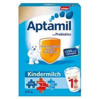 Aptamil Kindermilch 600g +1 and +2 Europe