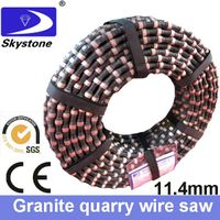 Diamond Wire Saw for Granite and Marble Quarry Mining thumbnail image