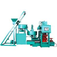 China Concrete Roof Tile Making Machine,Roof Tile Machine thumbnail image