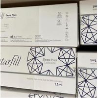 Starfill Hyaluronic Acid Dermal Filler for Cosmetic Surgery 1.1ml CE certificate CE approved thumbnail image