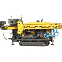 Crawler Mounted Complete hydraulic core drilling rig 2000m YF-HH-6 thumbnail image