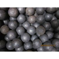 High Carbon Mangnese Forged Steel Balls-60Mn