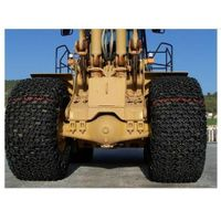 Wheel loader tire protection chain for 29.5-25 thumbnail image