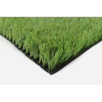 Green Football Synthetic Artificial Grass for soccer field Double stem football 5020