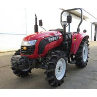 Good Quality Wheel Tractor 55 hp (4WD)