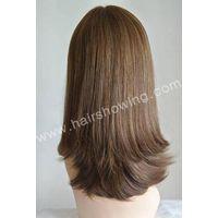 100% European hair Jewish Wig thumbnail image