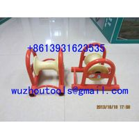 Cable Guides ,Aluminum (nylon)Cable Roller,Cable Laying Equipment