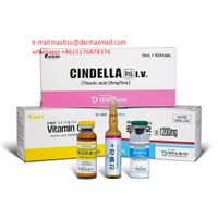 Korea Luthione cindella vitamin c skin whitening injection for iv injection