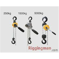 Subminiature Hand Chain Lever Hoist and Chain block