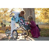 Shimano 3-speed Inner Three Wheels Gear Baby Bike Stroller , Baby Pram