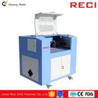 Mini Model CO2 Laser Engraving and Cutting Machine thumbnail image