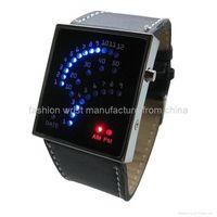 Fan-like Display LED Watch LW-806 thumbnail image