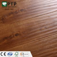 12mm Inovar Long Planks Synchronized Woodgrain Storm Grey Wood Embossed Laminate Flooring