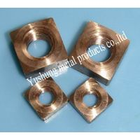 Silicon bronze square nuts thumbnail image