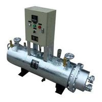 Jacket Water Heating Unit