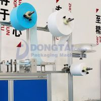 Full-automatic inner ear mask machinemask machineManufacturer China thumbnail image