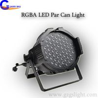 Good Quality RGBA 543W LED PAR Can Light with Multi-purposed (P54-3-A) thumbnail image
