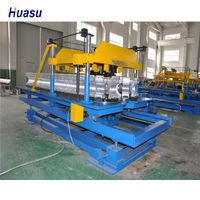 SBG315 HDPE/PP Double Wall Corrugated Pipe Production Line thumbnail image