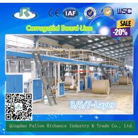 Low Price CNC Complete Corrugated Paper Board Making Machine