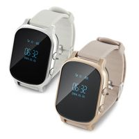 T58 Kid GPS Bluetooth Baby Smart Watch for Android Ios thumbnail image