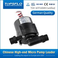 TOPSFLO TL-C01 12v 24v brushless dc air condition and ventilation systems pump thumbnail image