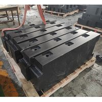 UHMWPE gaskets for submarine pipelines