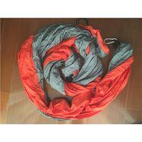 Double hammock 275x140cm parachute fabric 210T nylon