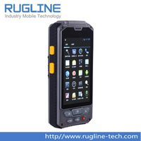 Android handheld PDA RFID reader with wifi 3G GPS thumbnail image