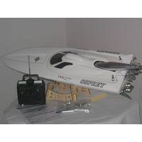 "43"" RC Race Boat  Osprey Blade 26cc,Gas R/C Boat thumbnail image"