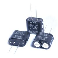High Temperature Supercapacitor 5.5V 1.5f, Low ESR Ultracapacitor, Super Capacitor, Edlc, Small Supe