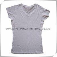 Tops blouses/T shirt manufacturer/oem T shirt