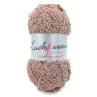 100% Polyester fluffy velvet yarn
