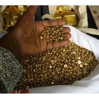 Top Quality Gold Nuggets & Dore Bars , Gold Dust for sale