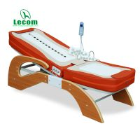 Full body thermal jade massage bed
