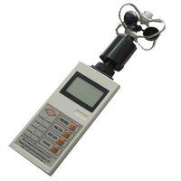 Portable wind meter