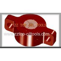 "Oilfield Wellhead Hub Clamp No. 18 - 21 1/4"" x 2000 psi thumbnail image"
