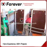 Plate heat treatment furnace